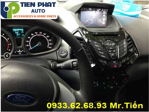 phan phoi dvd chay android cho Ford Ecosport 2014 gia re tai huyen Nha Be