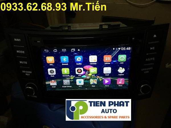 DVD Chạy Android Cho Suzuki Swift 2015-2016 Tại Huyện Cần Giờ