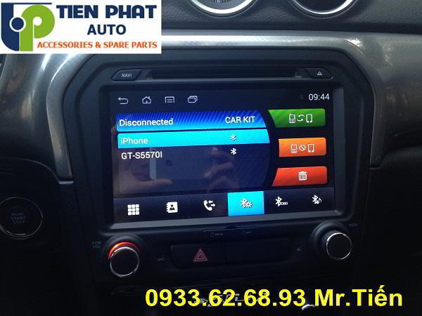 DVD Chạy Android Cho Suzuki Vitara 2015-2016 Tại Quận Tân Bình