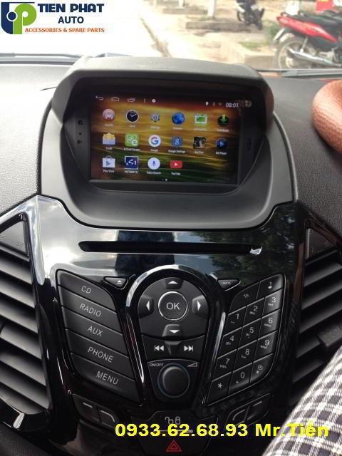 DVD Winca S160 Chạy Android Cho Ford Ecosport 2015-2016 Tại Quận Tân Bình