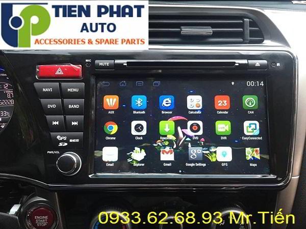 DVD Winca S160 Chạy Android Cho Honda City 2015-2016 Tại Quận Huyện Cần Giờ