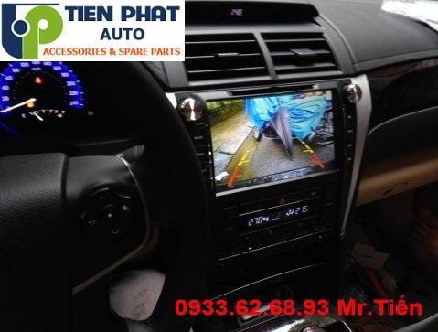 DVD Winca S160 Chạy Android Cho Toyota Camry 2015-2016 Tại Huyện Củ Chi