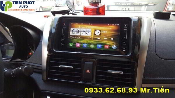 DVD Winca S160 Chạy Android Cho Toyota Innova 2015-2016 Tại Quận 2