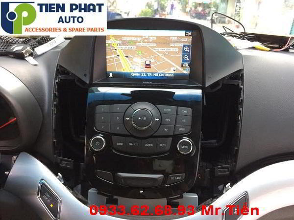 DVD Worca S90 Cho Chevrolet Orlando 2012-2016 Tại Quận Thủ Đức
