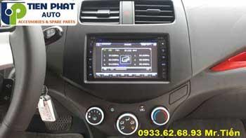 Chuyên: Màn Hình DVD Cho Chevrolet Spack 2013 Tại Quận Bình Tân