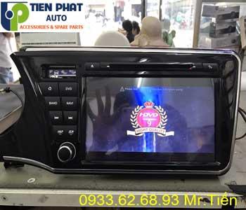 Chuyên: Màn Hình DVD Cho Honda City 2014-2015 Tại Quận 8