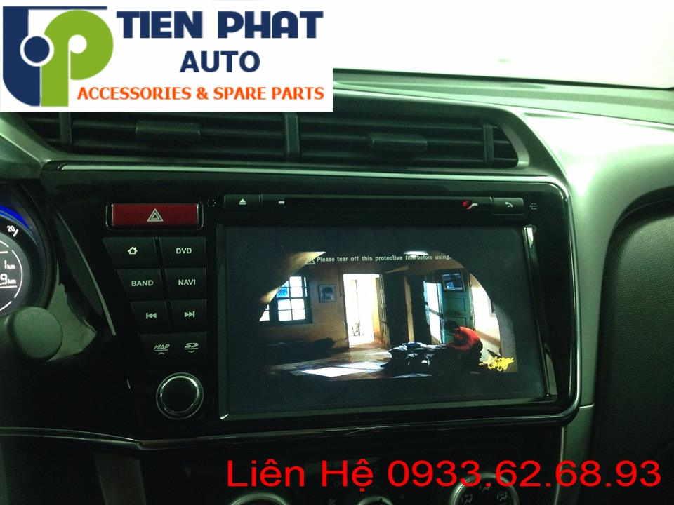 Chuyên: Màn Hình DVD Cho Honda City 2016-2017 Tại Huyện Củ Chi