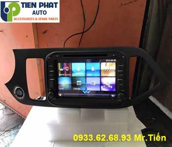 Chuyên: Màn Hình DVD Cho Kia Morning 2012-2013 Tại Quận Tân Phú