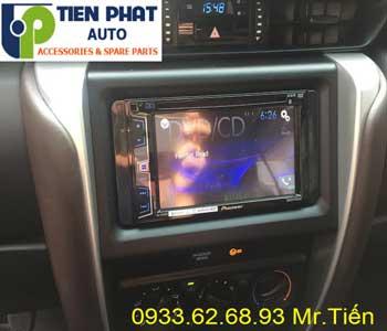 Chuyên: Màn Hình DVD Cho Toyota Fortuner 2016 Tại Quận Gò Vấp