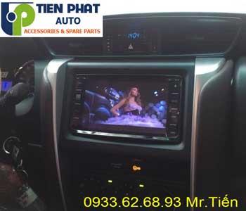 Chuyên: Màn Hình DVD Cho Toyota Fortuner 2017 Tại Huyện Hóc Môn