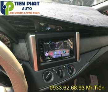Chuyên: Màn Hình DVD Cho Toyota Innova 2015 Tại Quận 4