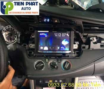 Chuyên: Màn Hình DVD Cho Toyota Innova 2016 Tại Huyện Cần Giờ
