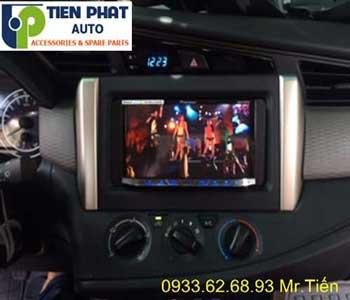 Chuyên: Màn Hình DVD Cho Toyota Innova 2017 Tại Huyện Hóc Môn