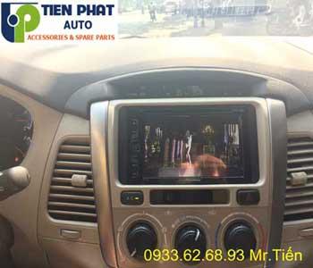 Chuyên: Màn Hình DVD Cho Toyota Innova 2017 Tại Quận 7