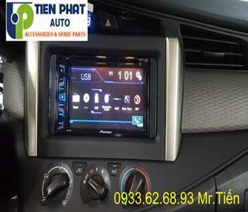 Chuyên: Màn Hình DVD Cho Toyota Innova 2017 Tại Quận Tân Phú