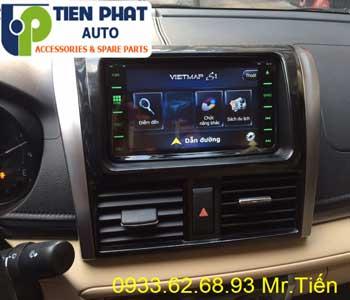 Chuyên: Màn Hình DVD Cho Toyota Vios 2015 Tại Huyện Cần Giờ