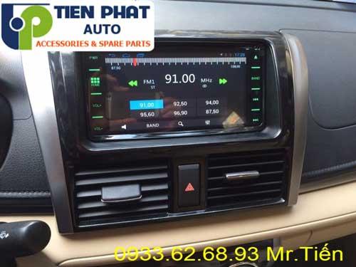 Chuyên: Màn Hình DVD Cho Toyota Vios 2015 Tại Quận 6