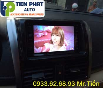 Chuyên: Màn Hình DVD Cho Toyota Yaris 2015 Tại Quận Bình Tân