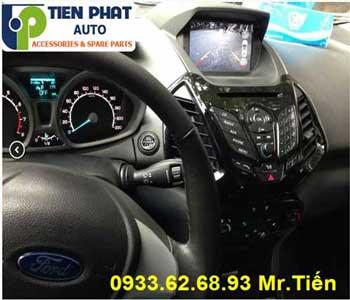 Chuyên: Màn Hình DVD Winca S160 Cho Ford Ecosport 2014 Tại Quận 7