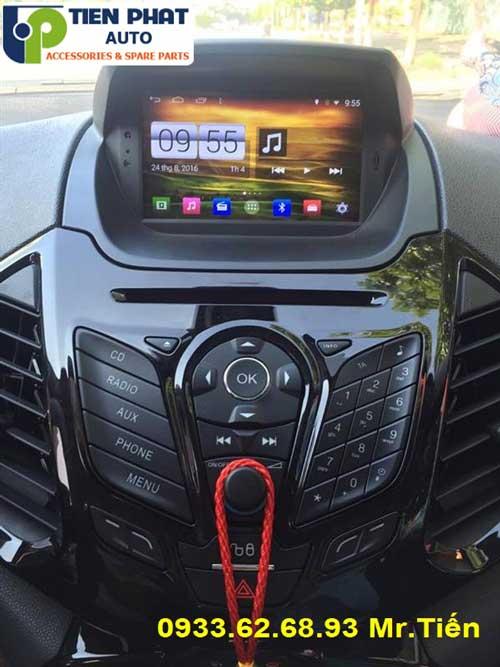 Chuyên: Màn Hình DVD Winca S160 Cho Ford Ecosport 2015 Tại Quận Tân Bình