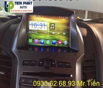 Chuyên: Màn Hình DVD Winca S160 Cho Ford Ranger 2014 Tại Huyện Cần Giờ