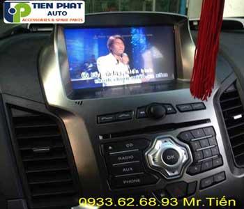 Chuyên: Màn Hình DVD Winca S160 Cho Ford Ranger 2016 Tại Quận 5