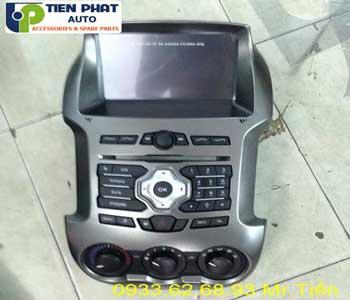 Chuyên: Màn Hình DVD Winca S160 Cho Ford Ranger 2016 Tại Quận 6