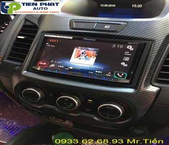 Chuyên: Màn Hình DVD Winca S160 Cho Ford Ranger 2016 Tại Quận 8