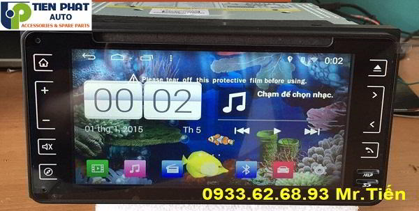 DVD Winca S160 Chạy Android Cho Toyota Fortuner 2015-2016