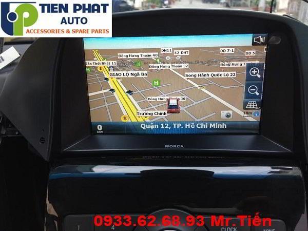 DVD Worca S90 Cho Chevrolet Orlando 2012-2016