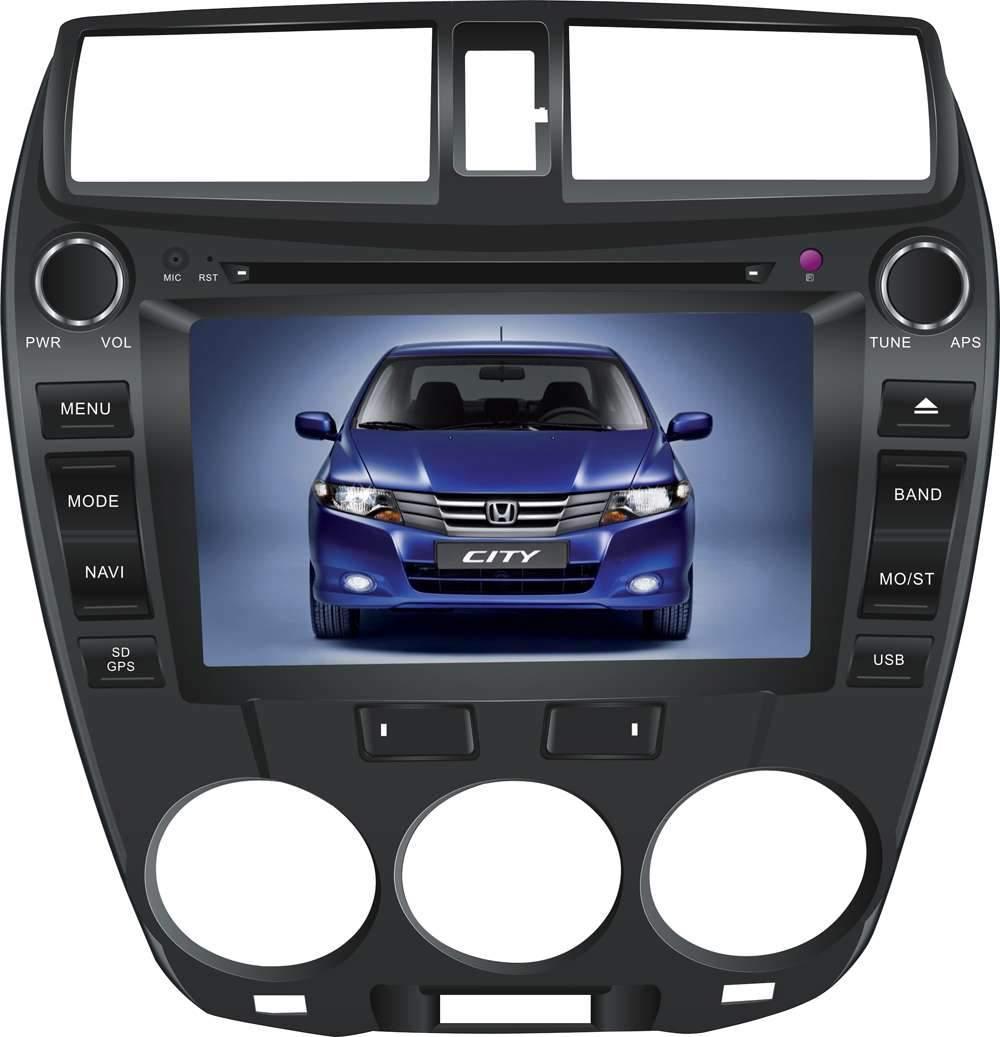 Hướng dẫn cách chọn màn hình DVD cho Honda City