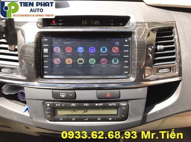 màn hình DVD Android Winca S160 Cho Dòng Xe Toyota