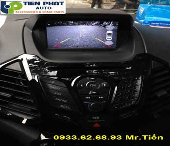 dvd chay android  cho Ford Ecosport 2014 tai Tai Quan 1