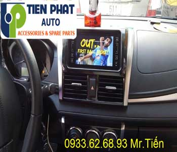 dvd chay android  cho Toyota Yaris 2014 tai Huyen Can Gio