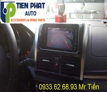 dvd chay android  cho Toyota Yaris 2016 tai Huyen Can Gio