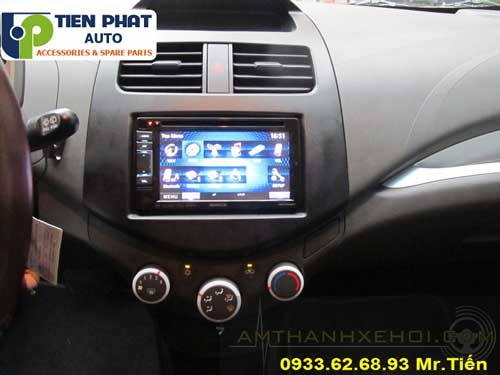 phan phoi dvd chay android cho Chevrolet Spack 2017 gia re tai quan 9