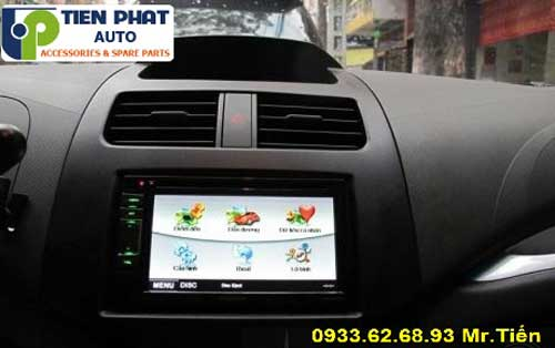 dvd chay android  cho Chevrolet Spack 2016 tai Quan 8