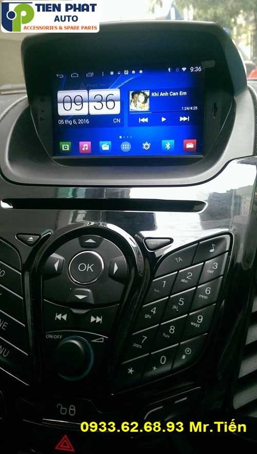 phan phoi dvd chay android cho Ford Ecosport 2015 gia re tai Quan Go Vap