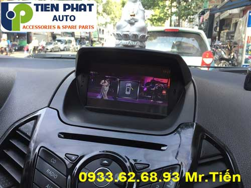 dvd chay android  cho Ford Ecosport 2014 tai Quan 2