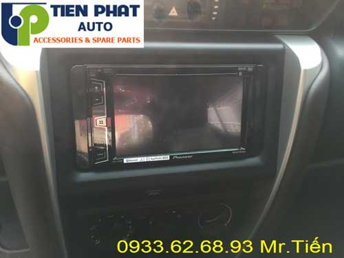 cung cap man hinh dvd chạy android gia re uy tin cho Toyota Fortuner 2016 tai Huyen Can Gio