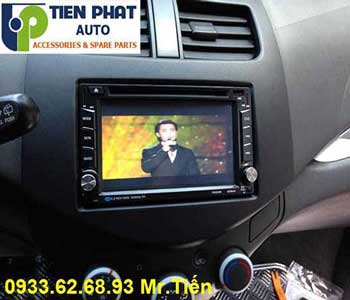 dvd chay android  cho Chevrolet Spack 2014 tai Quan Go Vap