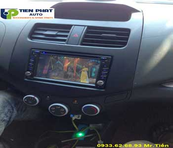 dvd chay android  cho Chevrolet Spack 2013 tai Quan 5