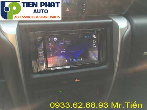 phan phoi dvd chay android cho Toyota Fortuner 2017 gia re tai quan 10
