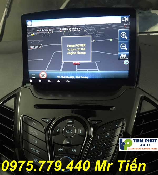 mua man hinh dvd android cho ford ecosport duoc tang camera lui