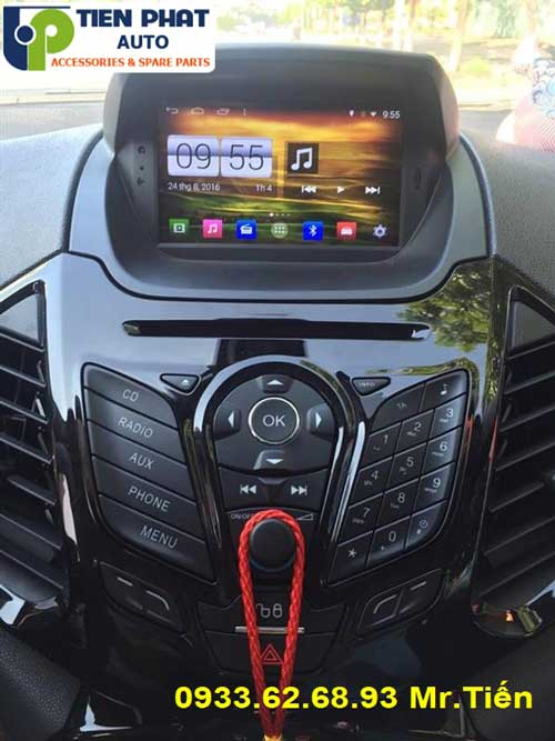 phan phoi dvd chay android cho Ford Ecosport 2015 gia re tai Quan 2