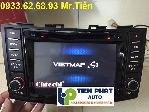 DVD Chạy Android Cho Suzuki Ertiga 2015-2016 Tại Quận Tân Phú