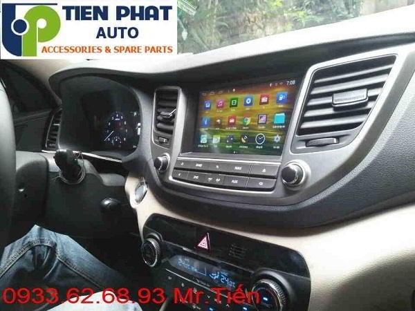 DVD Winca S160 Chạy Android Cho Huyndai Tucson 2015-2016 Tại Quận Tân Phú