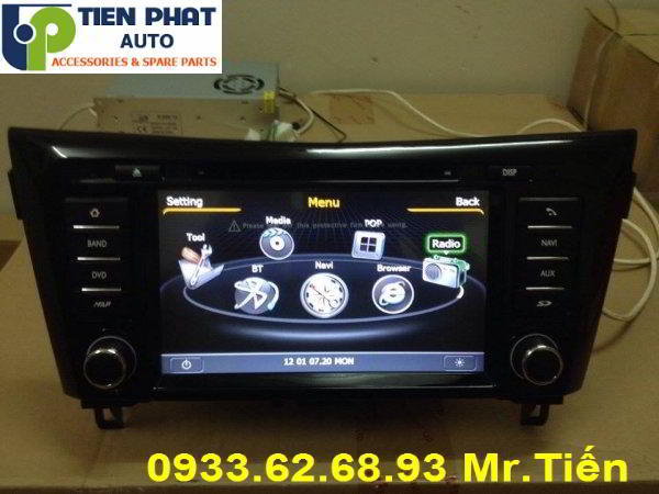 DVD Winca S160 Chạy Android Nissan Navara 2015-2016 Tại Quận Bình Tân