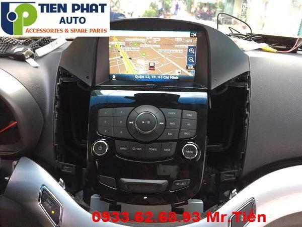 DVD Worca S90 Cho Chevrolet Orlando 2012-2016 Tại Huyện Củ Chi