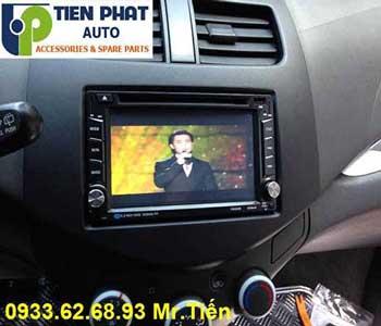 Chuyên: Màn Hình DVD Cho Chevrolet Spack 2017 Tại Quận Tân Bình
